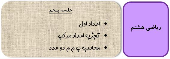 محاسبه ب م م